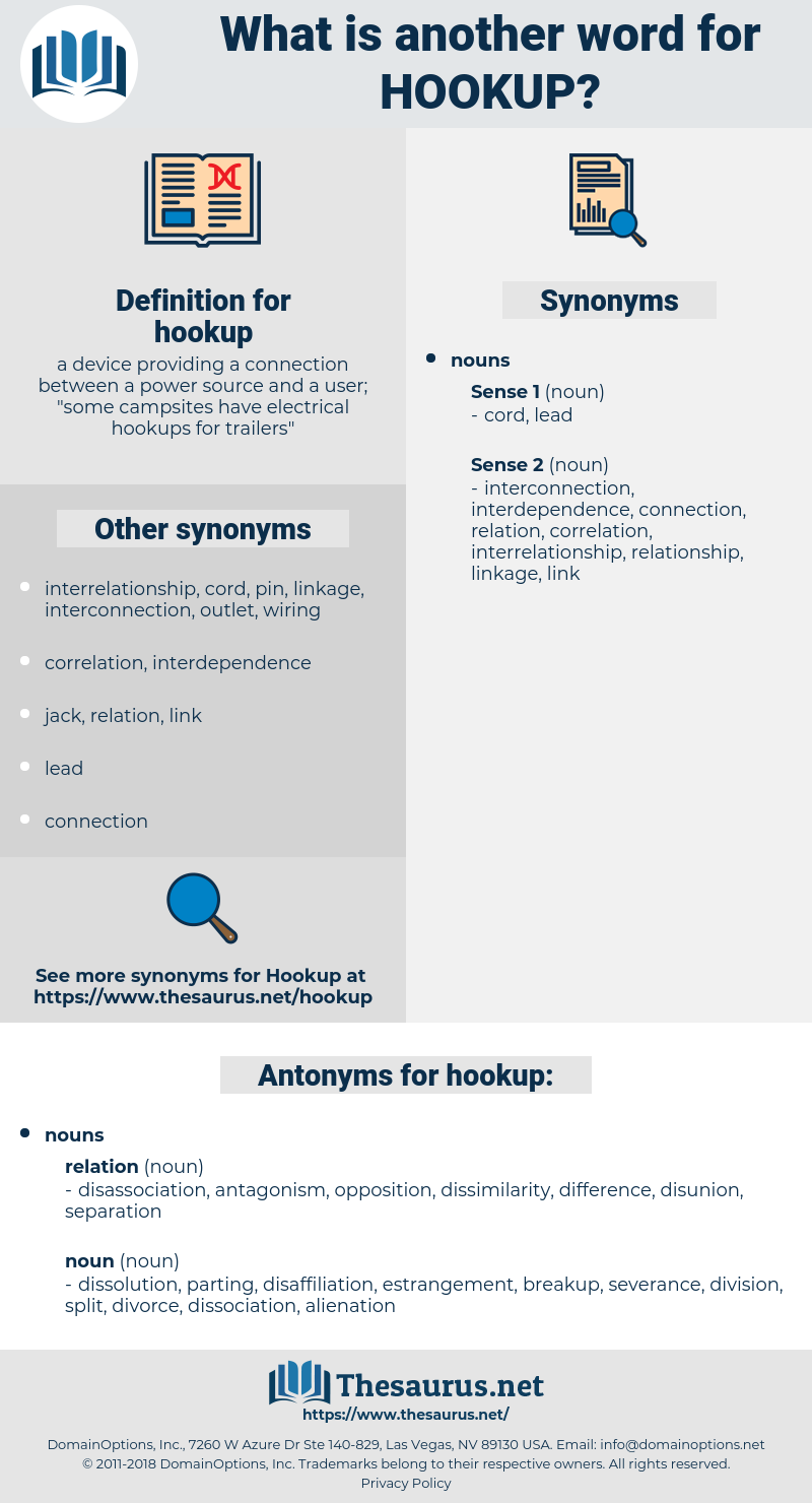 hookup, synonym hookup, another word for hookup, words like hookup, thesaurus hookup