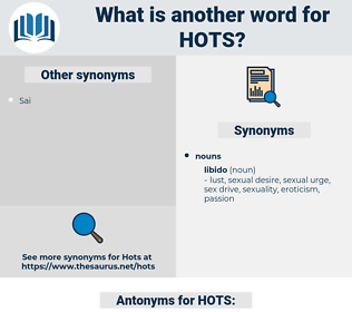 HOTS, synonym HOTS, another word for HOTS, words like HOTS, thesaurus HOTS