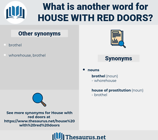 house with red doors, synonym house with red doors, another word for house with red doors, words like house with red doors, thesaurus house with red doors