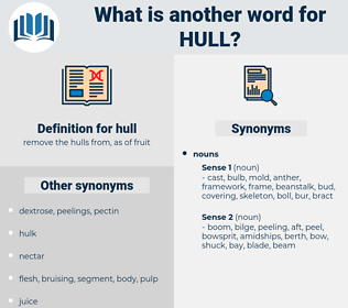 hull, synonym hull, another word for hull, words like hull, thesaurus hull