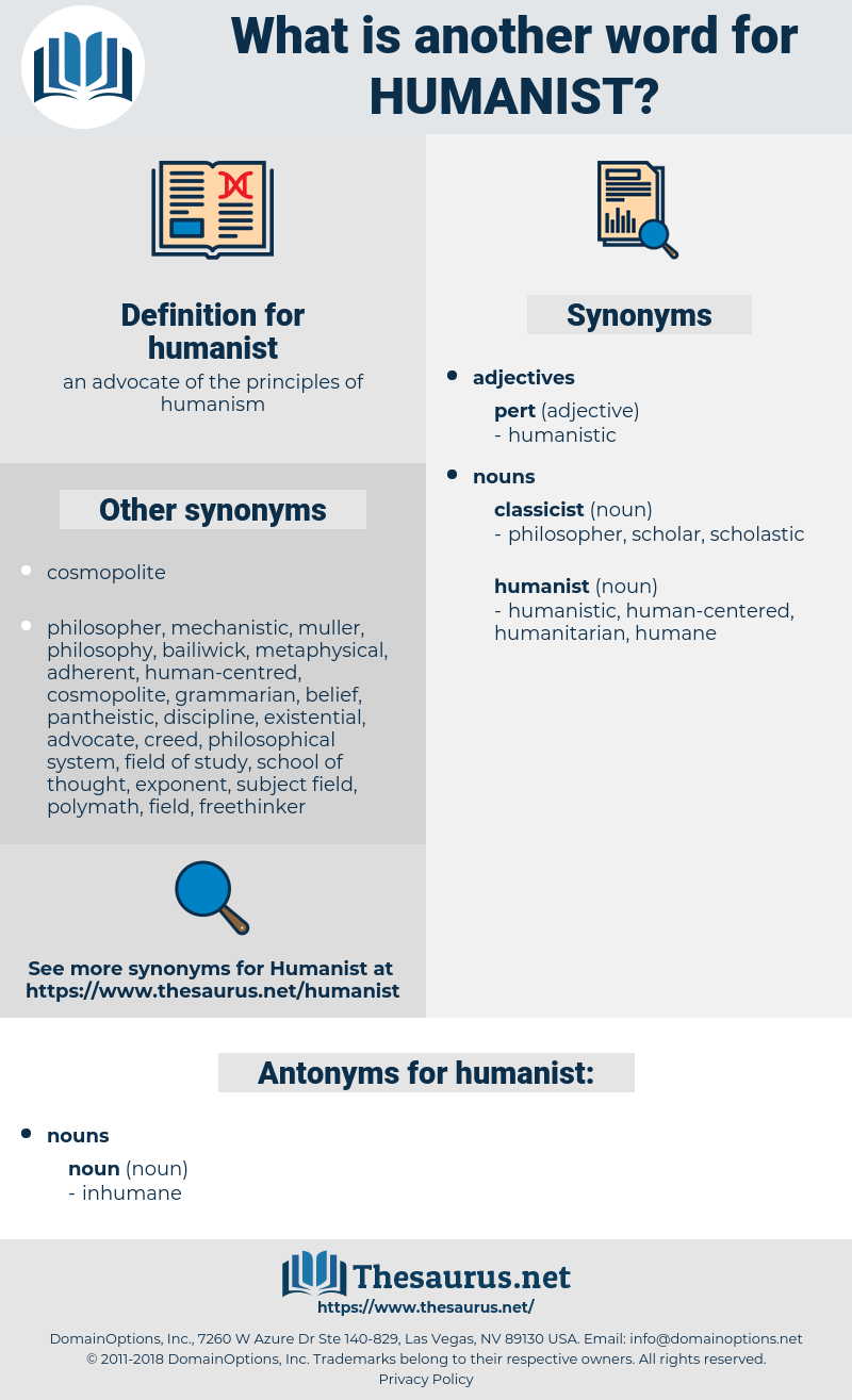humanist, synonym humanist, another word for humanist, words like humanist, thesaurus humanist