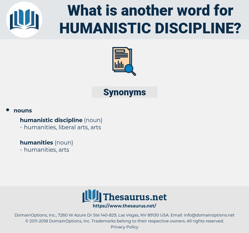 humanistic discipline, synonym humanistic discipline, another word for humanistic discipline, words like humanistic discipline, thesaurus humanistic discipline