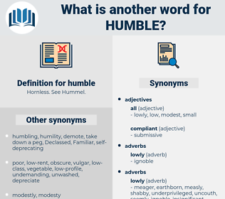 humble, synonym humble, another word for humble, words like humble, thesaurus humble