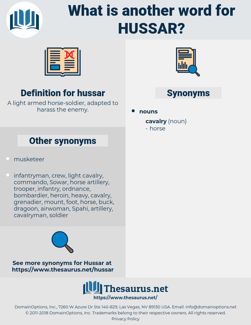 hussar, synonym hussar, another word for hussar, words like hussar, thesaurus hussar