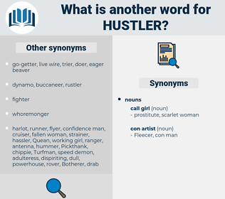 hustler, synonym hustler, another word for hustler, words like hustler, thesaurus hustler