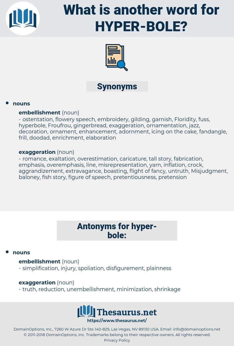 hyper-bole, synonym hyper-bole, another word for hyper-bole, words like hyper-bole, thesaurus hyper-bole
