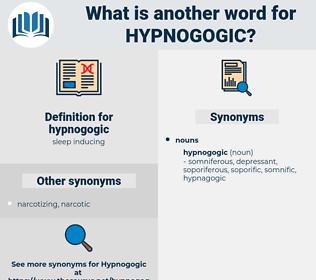 hypnogogic, synonym hypnogogic, another word for hypnogogic, words like hypnogogic, thesaurus hypnogogic
