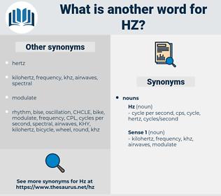 hz, synonym hz, another word for hz, words like hz, thesaurus hz