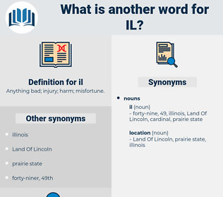 il, synonym il, another word for il, words like il, thesaurus il