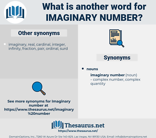 imaginary number, synonym imaginary number, another word for imaginary number, words like imaginary number, thesaurus imaginary number