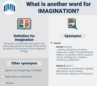 imagination, synonym imagination, another word for imagination, words like imagination, thesaurus imagination