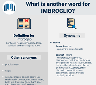 imbroglio, synonym imbroglio, another word for imbroglio, words like imbroglio, thesaurus imbroglio