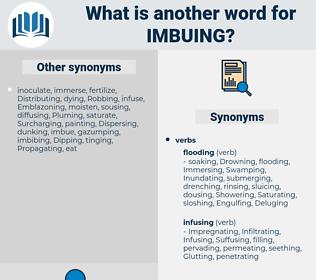 Imbuing, synonym Imbuing, another word for Imbuing, words like Imbuing, thesaurus Imbuing