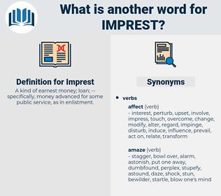 Imprest, synonym Imprest, another word for Imprest, words like Imprest, thesaurus Imprest