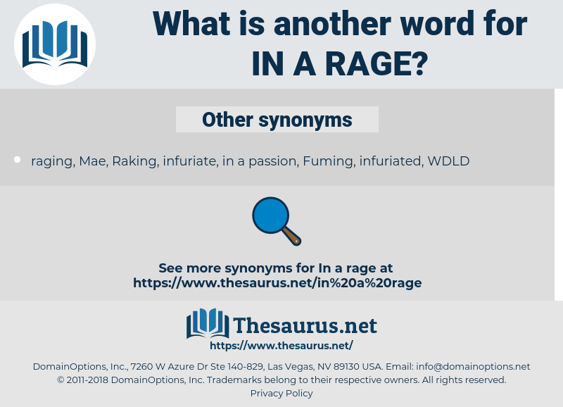 in a rage, synonym in a rage, another word for in a rage, words like in a rage, thesaurus in a rage