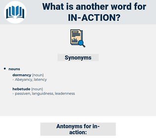 in action, synonym in action, another word for in action, words like in action, thesaurus in action