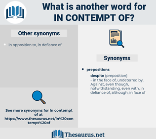 in contempt of, synonym in contempt of, another word for in contempt of, words like in contempt of, thesaurus in contempt of