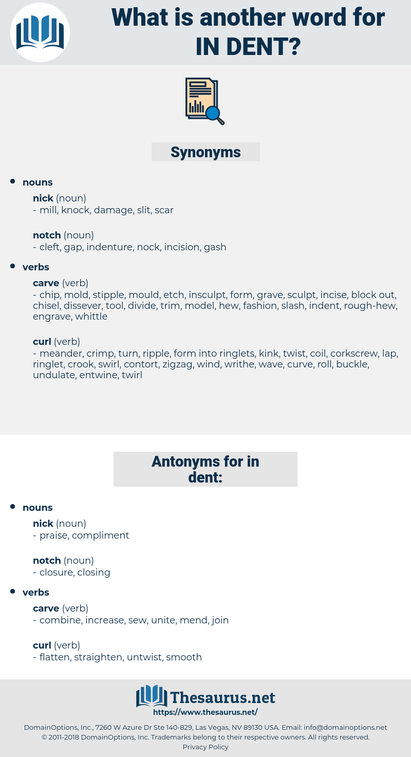 in-dent, synonym in-dent, another word for in-dent, words like in-dent, thesaurus in-dent