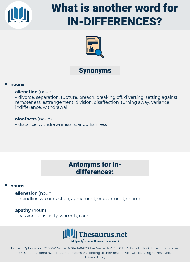 in-differences, synonym in-differences, another word for in-differences, words like in-differences, thesaurus in-differences