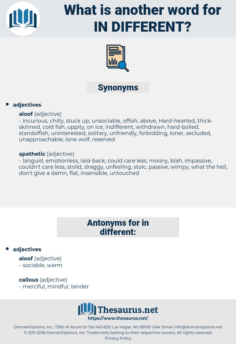 in different, synonym in different, another word for in different, words like in different, thesaurus in different