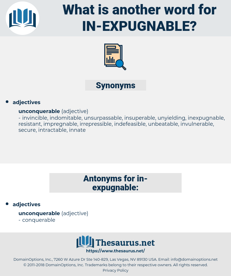 in expugnable, synonym in expugnable, another word for in expugnable, words like in expugnable, thesaurus in expugnable