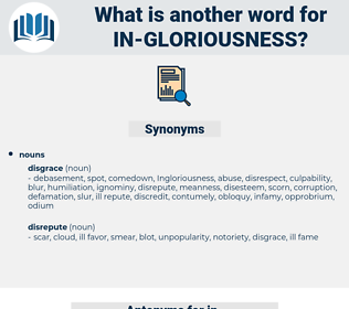 in gloriousness, synonym in gloriousness, another word for in gloriousness, words like in gloriousness, thesaurus in gloriousness