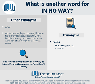 in no way, synonym in no way, another word for in no way, words like in no way, thesaurus in no way