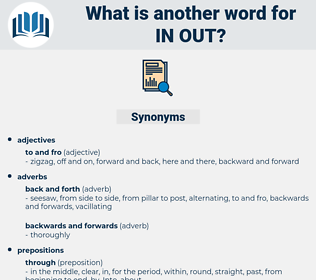 in out, synonym in out, another word for in out, words like in out, thesaurus in out