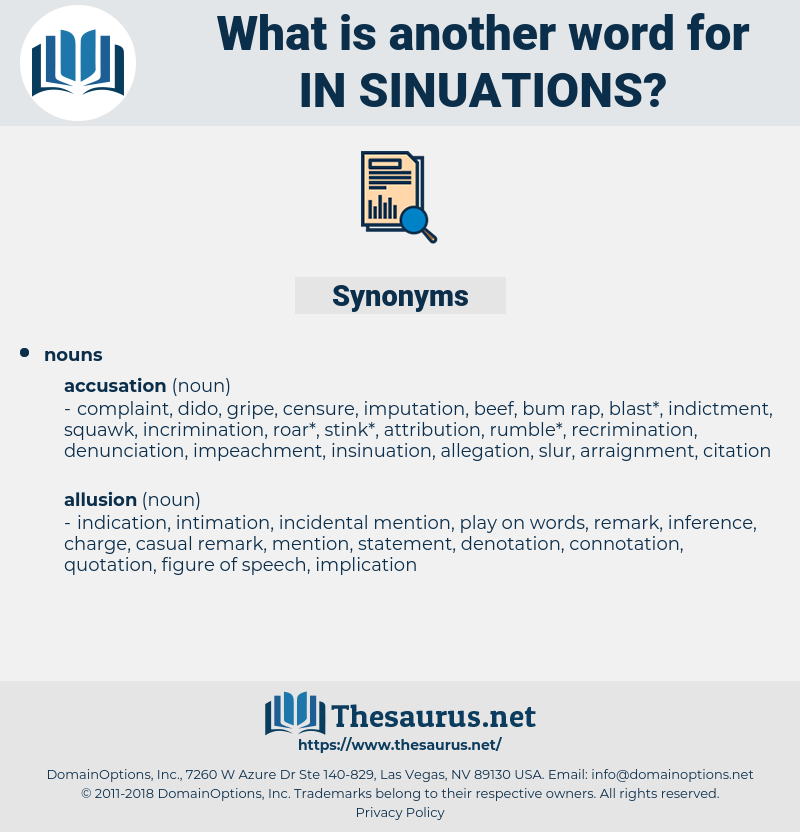 in sinuations, synonym in sinuations, another word for in sinuations, words like in sinuations, thesaurus in sinuations