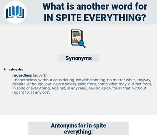 in spite everything, synonym in spite everything, another word for in spite everything, words like in spite everything, thesaurus in spite everything