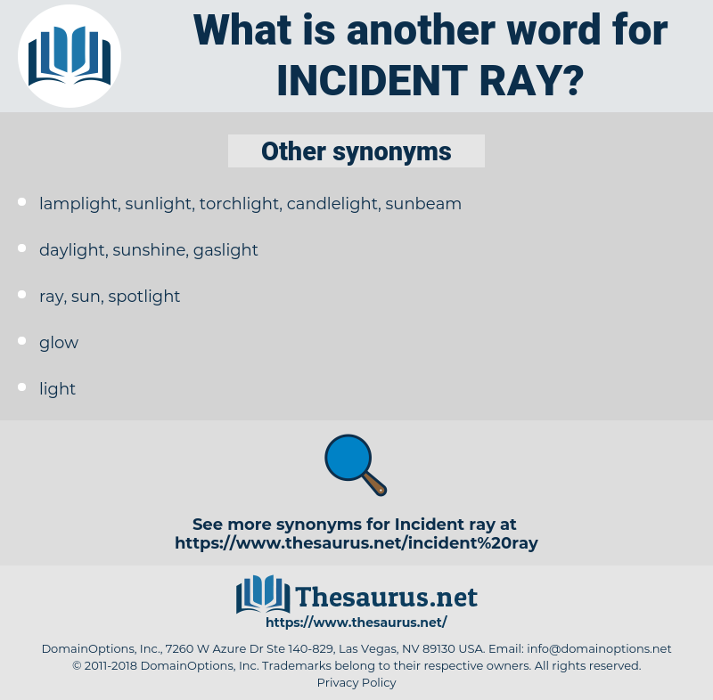 incident ray, synonym incident ray, another word for incident ray, words like incident ray, thesaurus incident ray