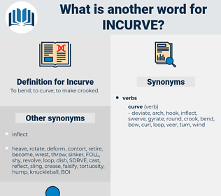 Incurve, synonym Incurve, another word for Incurve, words like Incurve, thesaurus Incurve