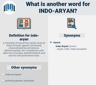 indo-aryan, synonym indo-aryan, another word for indo-aryan, words like indo-aryan, thesaurus indo-aryan
