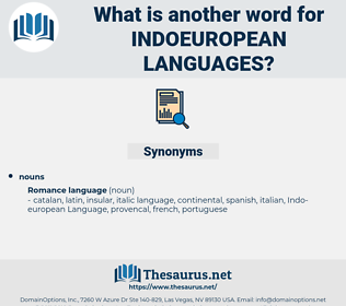 indoeuropean languages, synonym indoeuropean languages, another word for indoeuropean languages, words like indoeuropean languages, thesaurus indoeuropean languages