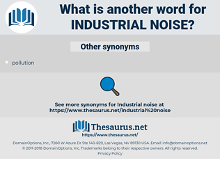 industrial noise, synonym industrial noise, another word for industrial noise, words like industrial noise, thesaurus industrial noise