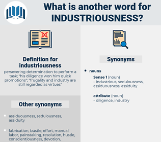 industriousness, synonym industriousness, another word for industriousness, words like industriousness, thesaurus industriousness