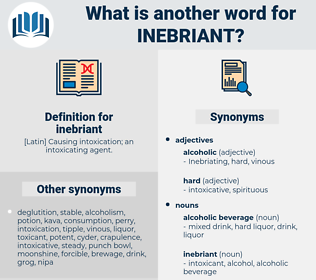 inebriant, synonym inebriant, another word for inebriant, words like inebriant, thesaurus inebriant