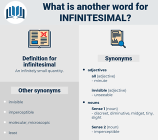 infinitesimal, synonym infinitesimal, another word for infinitesimal, words like infinitesimal, thesaurus infinitesimal