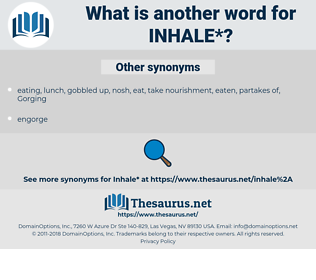 inhale, synonym inhale, another word for inhale, words like inhale, thesaurus inhale