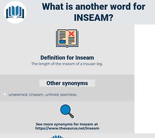Inseam, synonym Inseam, another word for Inseam, words like Inseam, thesaurus Inseam