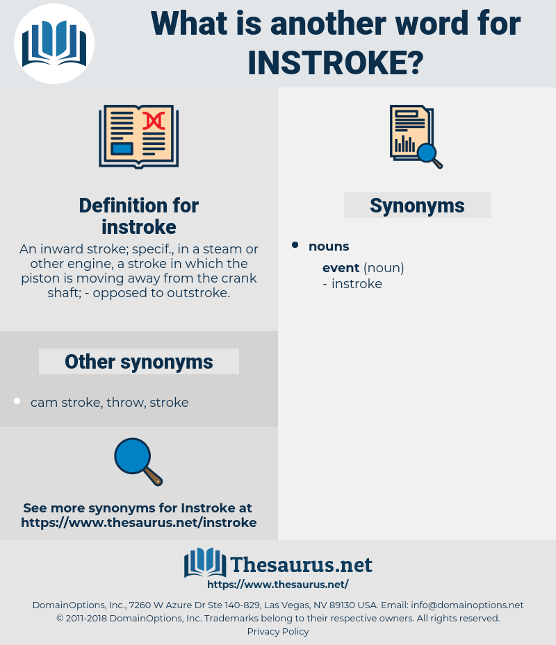instroke, synonym instroke, another word for instroke, words like instroke, thesaurus instroke