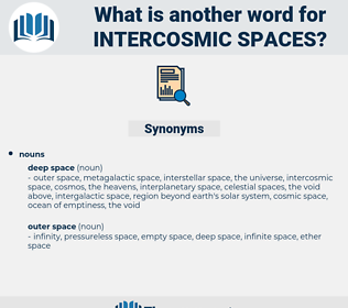 intercosmic spaces, synonym intercosmic spaces, another word for intercosmic spaces, words like intercosmic spaces, thesaurus intercosmic spaces