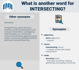 intersecting, synonym intersecting, another word for intersecting, words like intersecting, thesaurus intersecting