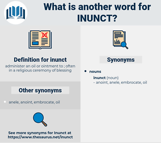inunct, synonym inunct, another word for inunct, words like inunct, thesaurus inunct