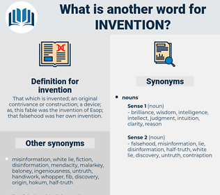 invention, synonym invention, another word for invention, words like invention, thesaurus invention