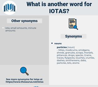 iotas, synonym iotas, another word for iotas, words like iotas, thesaurus iotas