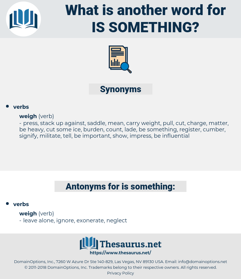 is something, synonym is something, another word for is something, words like is something, thesaurus is something