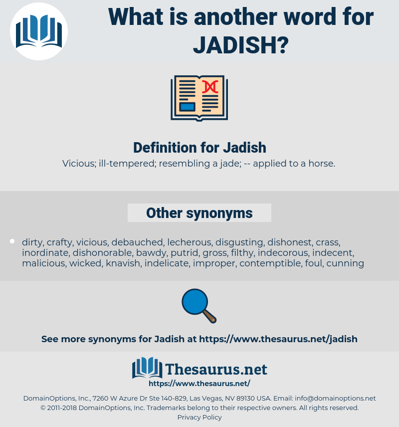 Jadish, synonym Jadish, another word for Jadish, words like Jadish, thesaurus Jadish