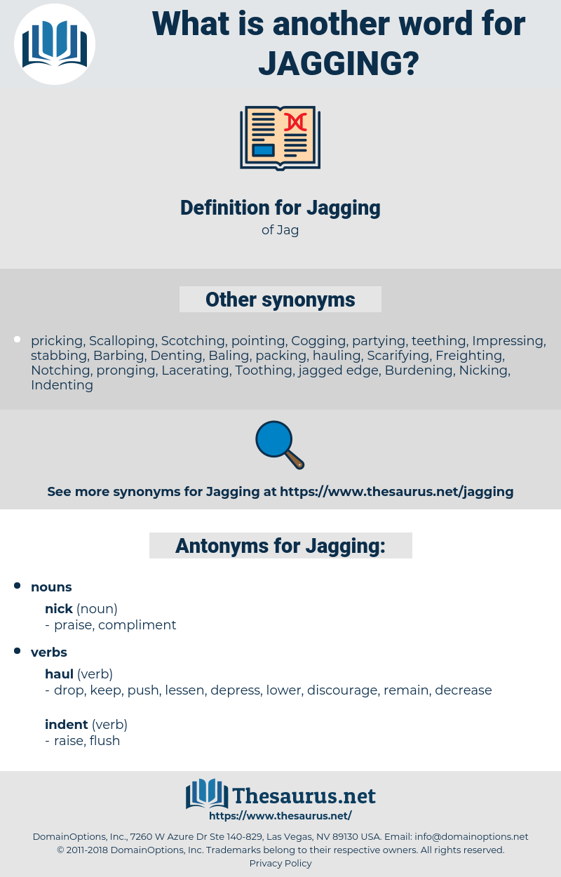 Jagging, synonym Jagging, another word for Jagging, words like Jagging, thesaurus Jagging