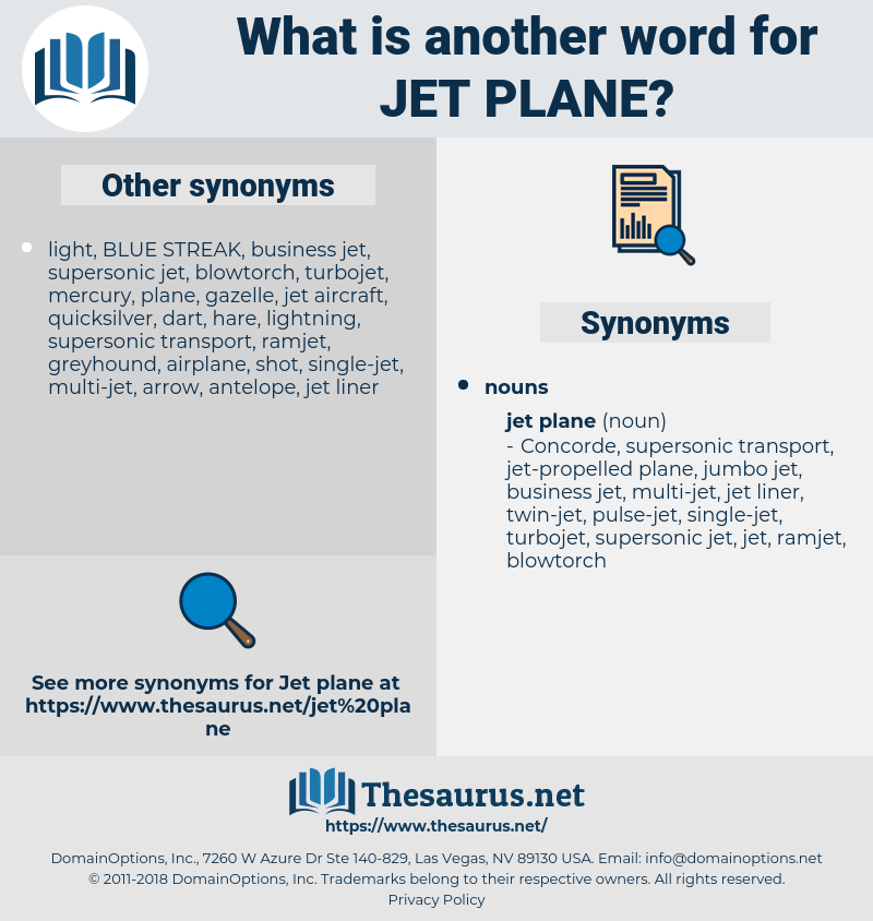 jet plane, synonym jet plane, another word for jet plane, words like jet plane, thesaurus jet plane